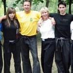 Familie Fröhlich - Rußland 2009